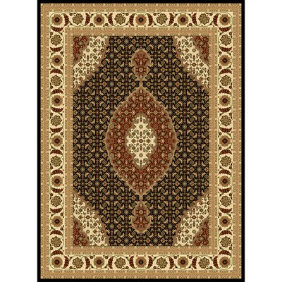 Mona Lisa Black Rug
