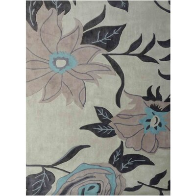 Transition Area Rug Rug Size: 76 x 102
