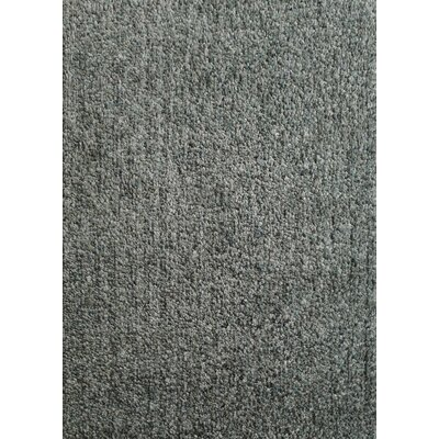 Harmony 2 Toned Blue Shag Area Rug Rug Size: Rectangle 8' x 10'