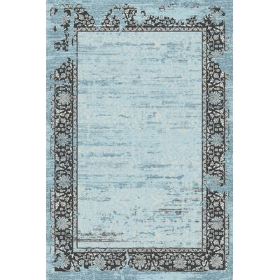 Como Blue Indoor/Outdoor Area Rug Rug Size: 3 x 5