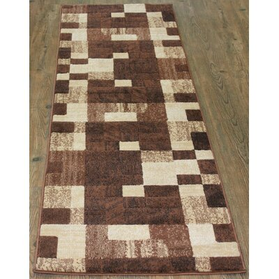 Lifestyle Brown Area Rug