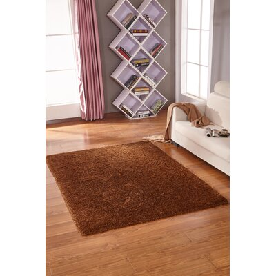 Lurex Tone Gold Hand Tufted Area Rug