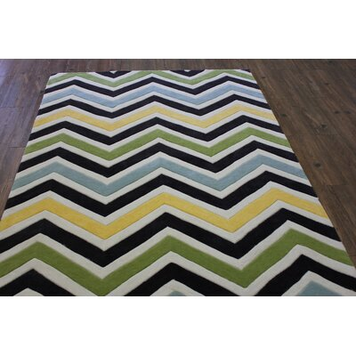 Transition Hand-Tufted Area Rug