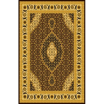 Mona Lisa Brown Area Rug Rug Size: 711 x 106
