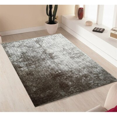 William Street Hand-Knotted Silver Area Rug