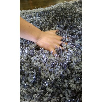 Shaggy Hand Tufted Area Rug