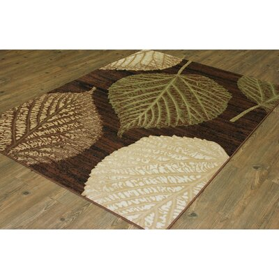 Gretchen Brown/Green Area Rug