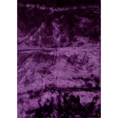 Dark Purple Area Rug