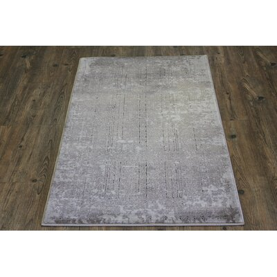 Como Beige/Brown Area Rug Rug Size: 5 x 8