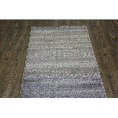 Como Beige Area Rug Rug Size: 8 x 10