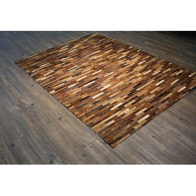 Ramirez Hand-Woven Tan Area Rug