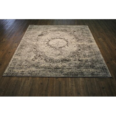 Russell Gray/Ivory Area Rug