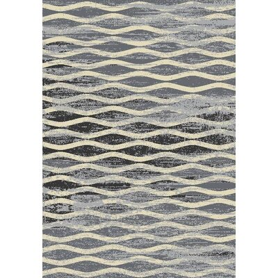 Andrew Gray/Tan Area Rug
