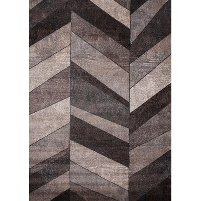 Tremont Ivory/Chocolate Area Rug