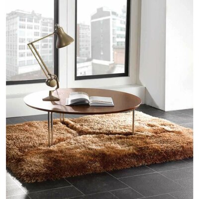 Chappelle Shag Hand-Tufted Light Beige Area Rug