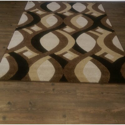 Pruett Brown/Beige Area Rug