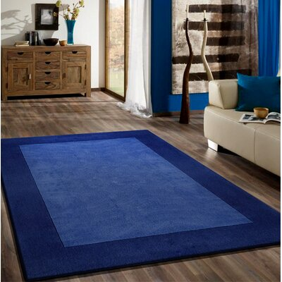Payeur�Transitional Hand Woven Blue Indoor Area Rug