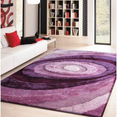 Sherlock Hand-Tufted Lavender Indoor Area Rug