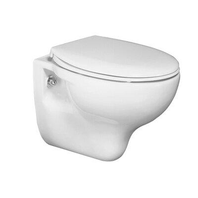 Lila 1.32 GPF Round Toilet Bowl