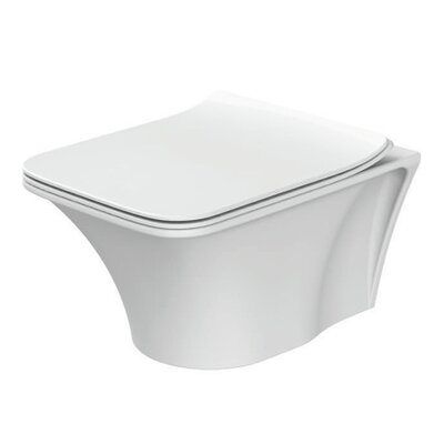 Ibiza 1.2 GPF Elongated Toilet Bowl