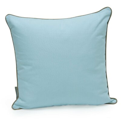Orbits Decorative Cotton Twill Throw Pillow Color: Hazel