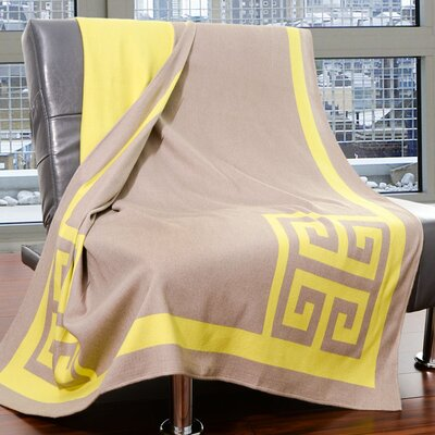 Penthouse Throw Color: Pavilion Taupe