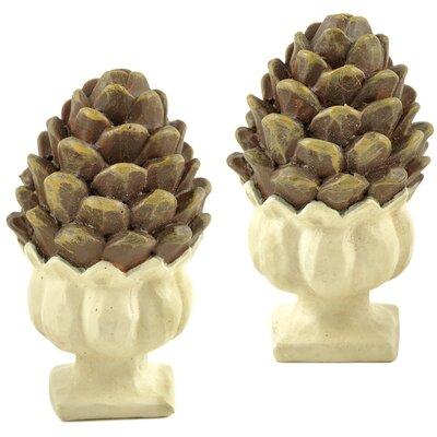 Acorn Pot Figurine