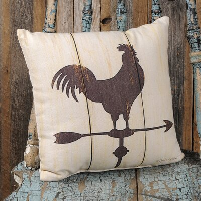 Madrigal Weathervane Throw Pillow