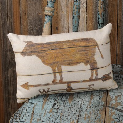 Kahill Weathervane Lumbar Pillow