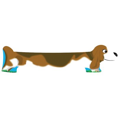 Scratch n Shapes Small Dog Recycled Paper Cat Scratching Board Pattern: Beagle