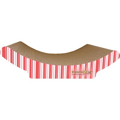 Scratch n Shapes Cozy Curl Recycled Paper Scratching Board Pattern: Valentine B