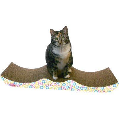 Scratch n Shapes Slumber Recycled paper Scratching Board