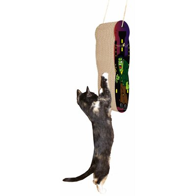 Scratch n' Shapes Frankie Hanging Recycled Paper Scratching Board