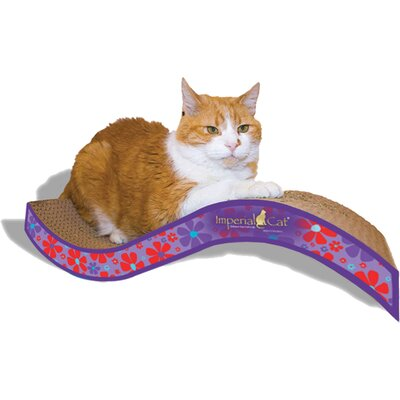 Imperial Cat Medium Purrfect Stretch Recycled Paper Cat Scratching Board - Pattern: Valentine C at Sears.com