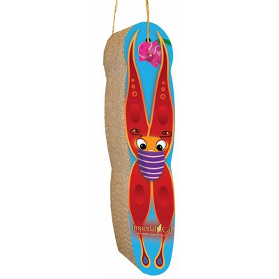Scratch n Shapes Butterfly Hanging Recycled Paper Scratching Board
