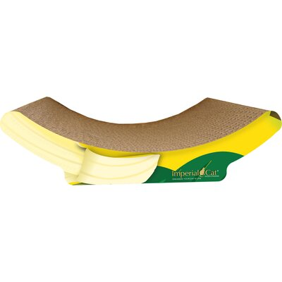 Scratch n Shapes Banana Recycled Paper Scratching Board