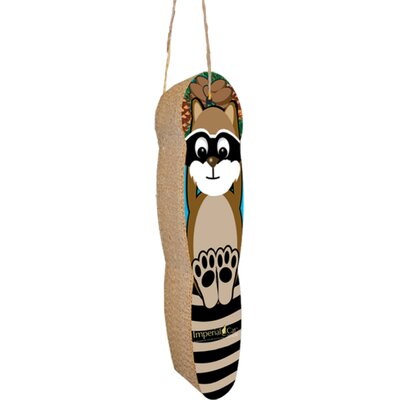 Scratch n Shapes Raccoon Hanging Recycled Paper Scratching Board