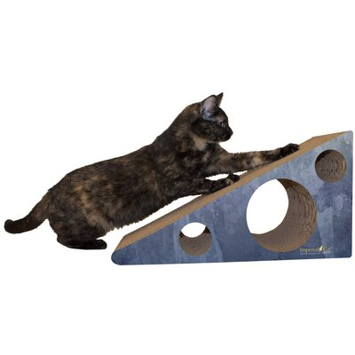 Anton Wedge Recycled Paper Scratching Post