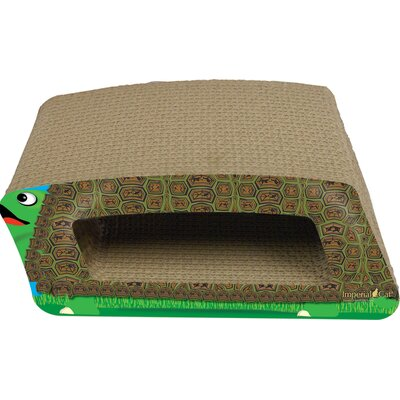 Scratch n Shapes Turtle 2-in-1 Recycled Paper Scratching Board