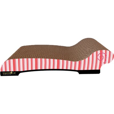 Large Chaise Lounge Recycles Paper Scratching Board Style: Valentine B