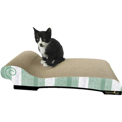 Scratch n Shape Chaise Scratching Board