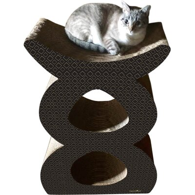 Scratch n Shape Aristocrat Cat Perch