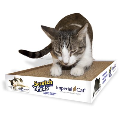 Scratch n Shapes Scratch n Pad Recycled Paper Scratching Board Size: Mega