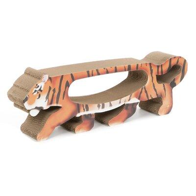 Scratch n Shapes Tiger Cardboard Scratching Board