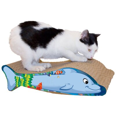 Scratch n ShapesDolphin Recycled Paper Scratching Board