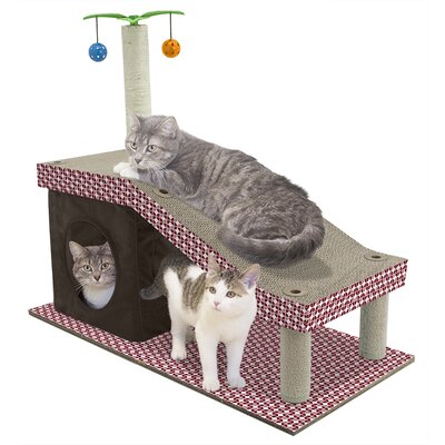 Play Ramp Scratching Post