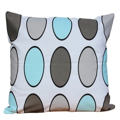 Big Cotton Throw Pillow