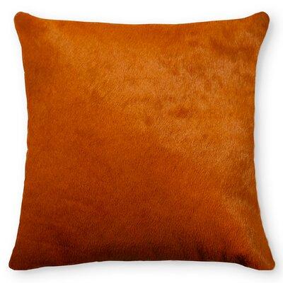 Torino Throw Pillow Color: Orange