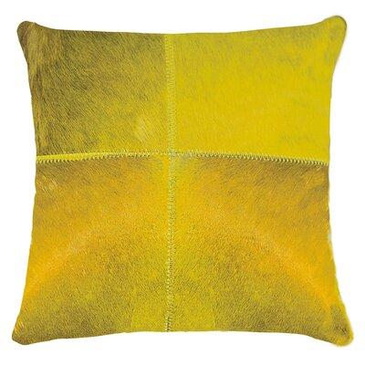 Graham Plain Throw Pillow Color: Purple