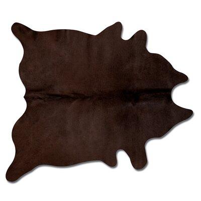 Geneva Handmade Chocolate Area Rug